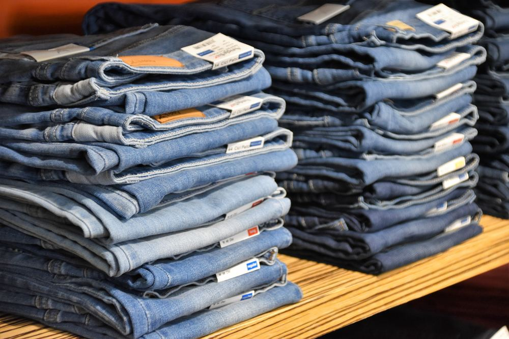 Jeans, jeans och mera jeans