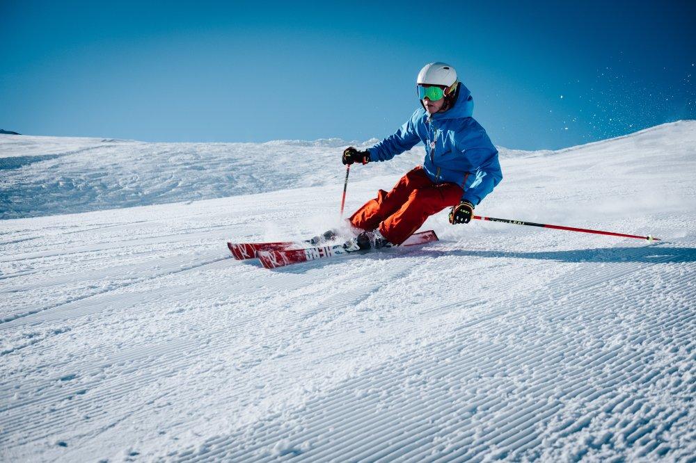 Bästa underlaget när du står på skidorna