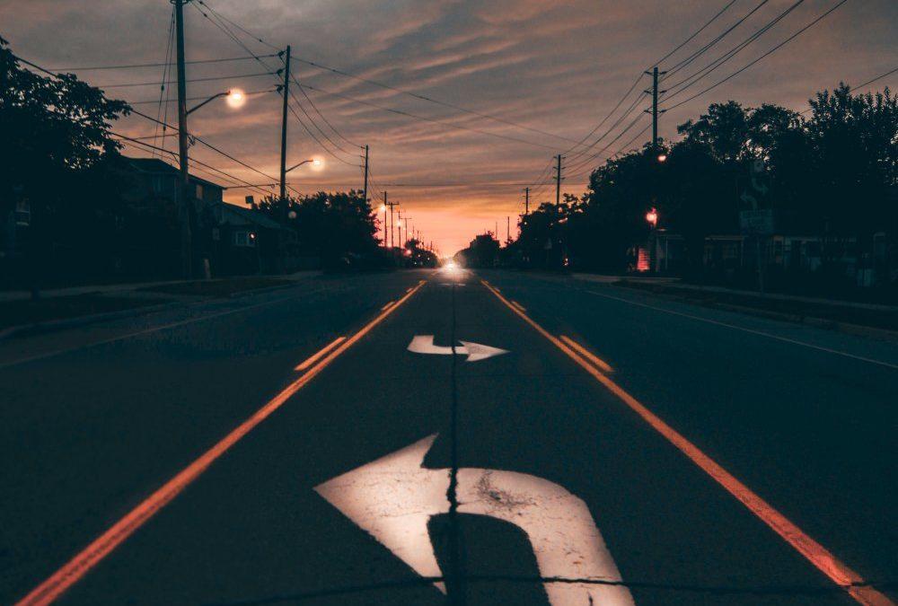 Effektivisera och underlätta med vägmarkeringar